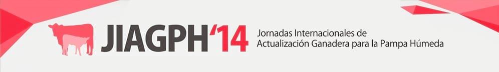 Jornadas Internacionales de Actualización Ganadera para la Pampa Húmeda - JIAGPH 2014