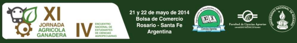 Argentina - XI Jornada Agrícola Ganadera y IV Encuentro de Estudiantes de Ciencias Agropecuarias