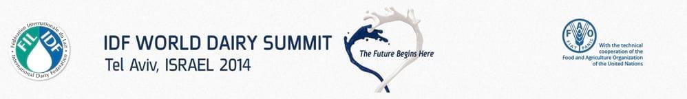 IDF World Dairy Summit 2014