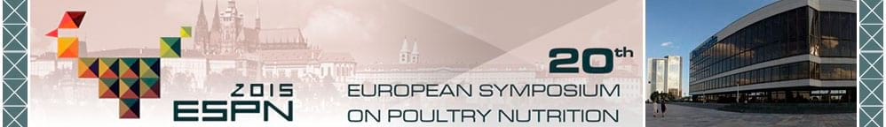 20th European Symposium on Poultry Nutrition 2015