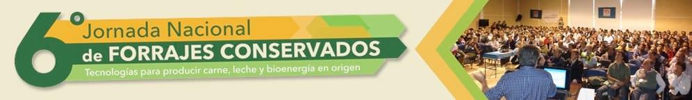 VI Jornada Nacional de Forrajes Conservados