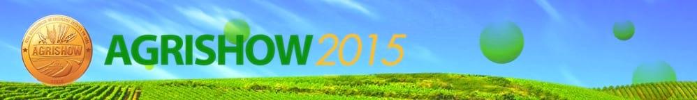 Agrishow - 22ª Feira de Tecnologia Agrícola Em Ação