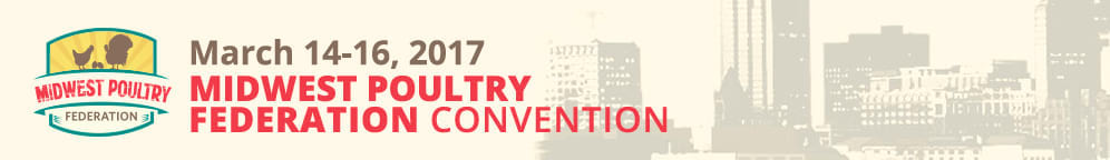 The Midwest Poultry Federation (MPF) Convention 2017