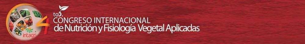 4º Congreso Internacional de nutrición y fisiología vegetal aplicadas