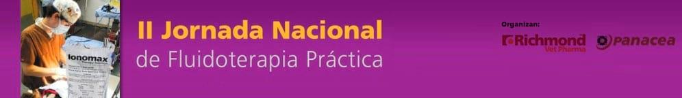 II Jornada Nacional de Fluidoterapia Práctica