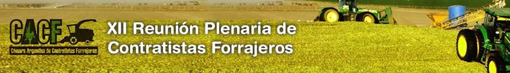 Argentina - XII Reunión Plenaria de Contratistas Forrajeros