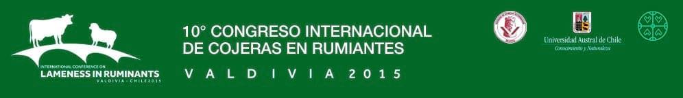 10° Congreso Internacional de Cojeras en Rumiantes