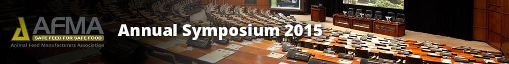 AFMA Symposium 2015