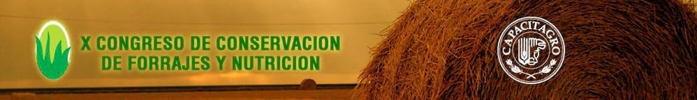 X Congreso de conservacion de forrajes y nutrición