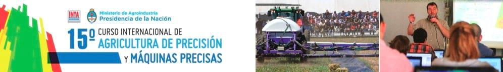 XV Curso Internacional de Agricultura de Precisión