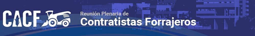 Reunión Plenaria de Contratistas Forrajeros