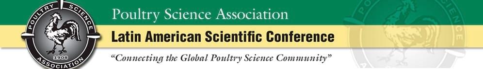 Latin American - Poultry Science Association no Brasil