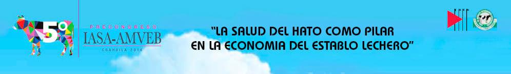 5to. Pre Congreso IASA-AMVEB 2016