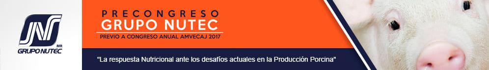 Precongreso Grupo Nutec - AMVECAJ 2017