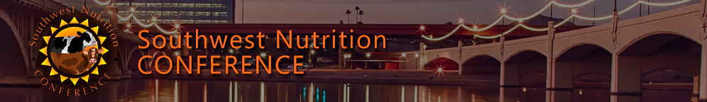 Southwest Nutrition & Mgmt Conference