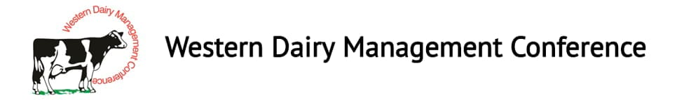 Western Dairy Management Conference 2017