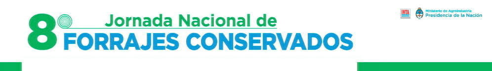 8° Jornada Nacional de Forrajes Conservados