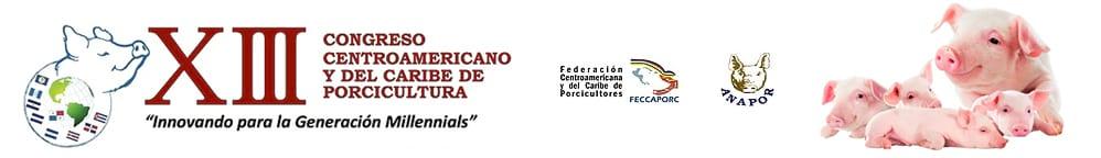 XIII Congreso Centroamericano y del Caribe de Porcicultura 2017
