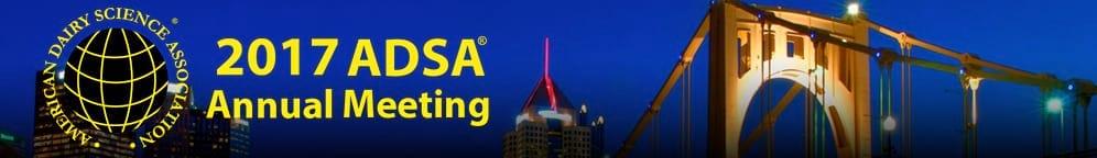 2017 ADSA Annual Meeting