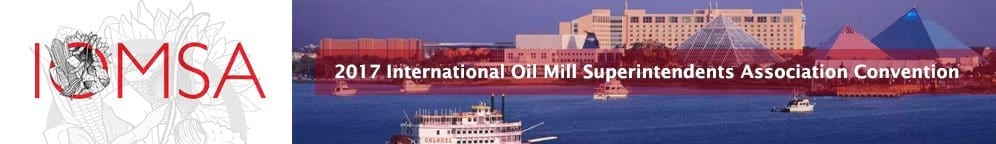 2017 International Oil Mill Superintendents Association Convention