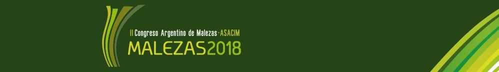 II Congreso Argentino de Malezas (ASACIM)