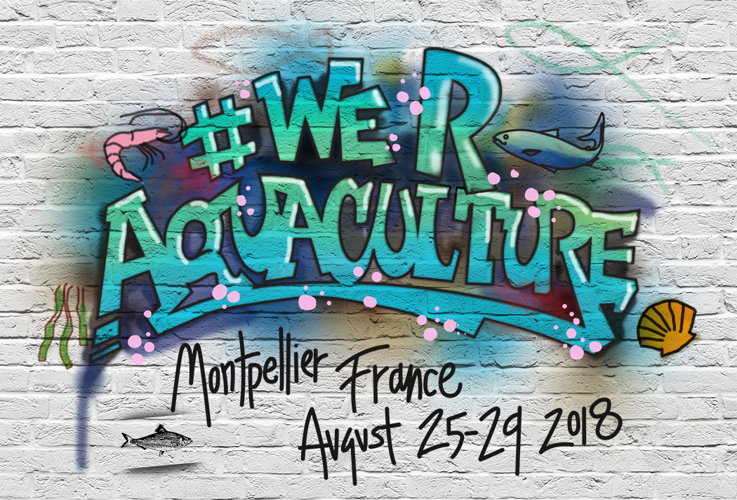 WE R AQUACULTURE - AQUA 2018