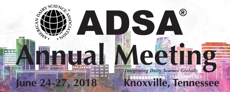2018 ADSA Annual Meeting