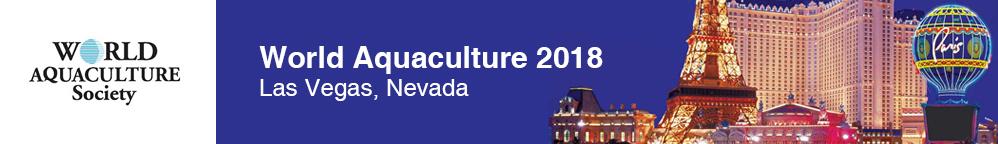 World Aquaculture 2018 - Las Vegas