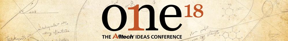 One: Simpósio de Ideias da Alltech