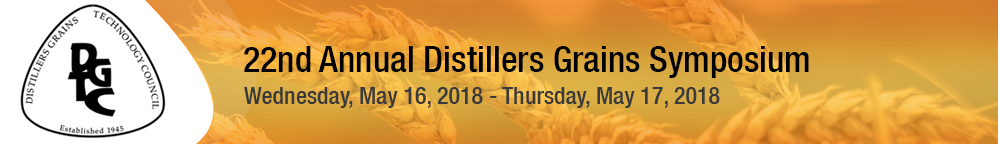 22nd Distillers Grains Symposium