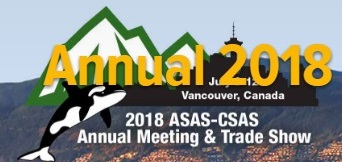 ASAS-CSAS Annual Meeting and Trade Show