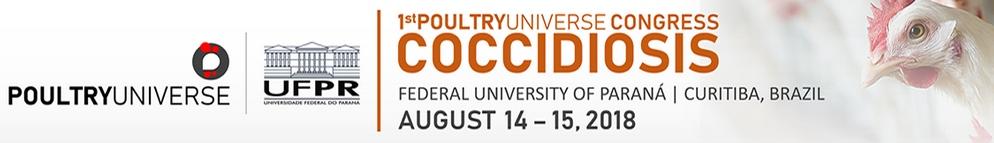 1º Congresso de Coccidiose PoultryUniverse
