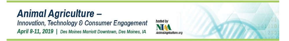 Animal Agriculture - Innovation, Technology and Consumer Engagement