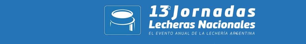 13° Jornadas Lecheras Nacionales