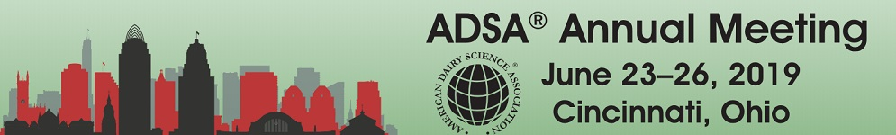 2019 ADSA Annual Meeting