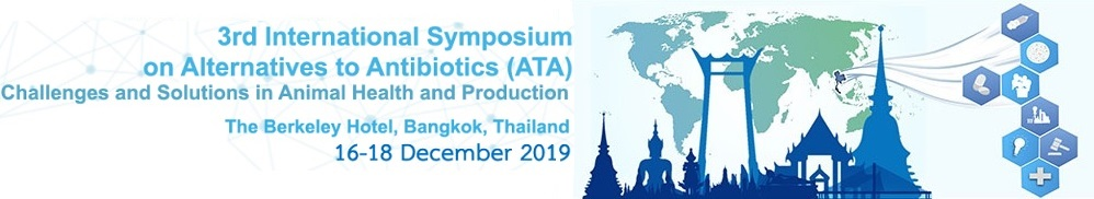 3rd International Symposium on Alternatives to Antibiotics