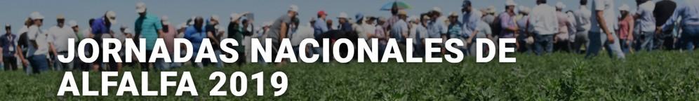 Jornadas Nacionales de Alfalfa 2019