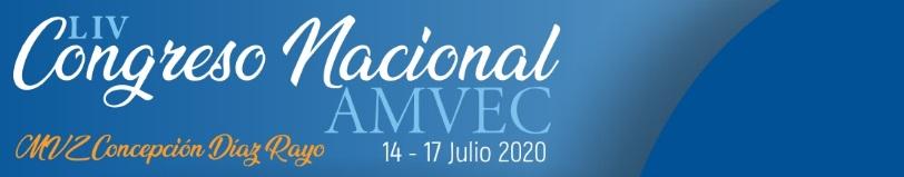 LIV Congreso Nacional AMVEC 2021