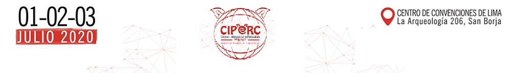 Congreso Internacional de Porcicultura & Expo Porcina PERÚ 2020 - CIPORC