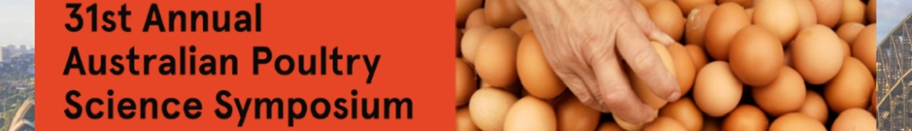 31st Annual Australian Poultry Science Symposium