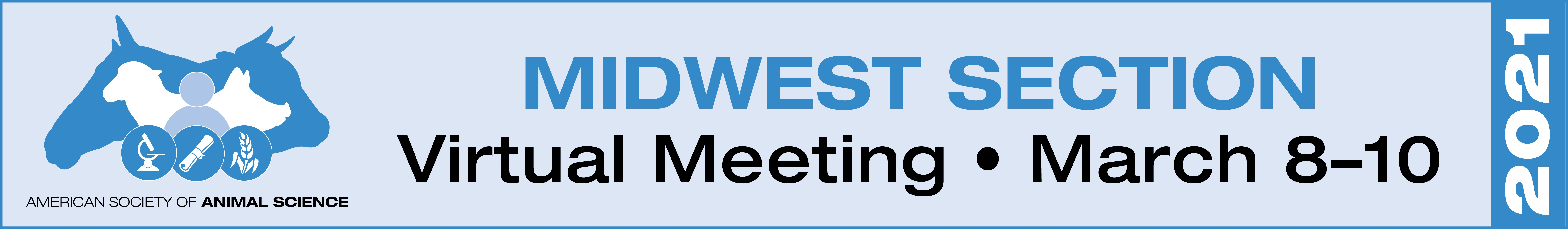 2021 ASAS Midwest Meeting