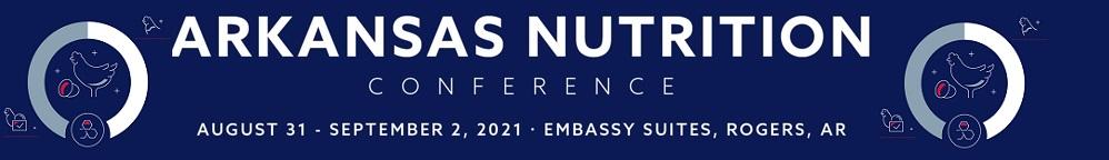 Arkansas Nutrition Conference 2021