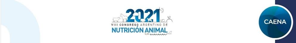 VIII Congreso Argentino de Nutrición Animal CAENA 2021