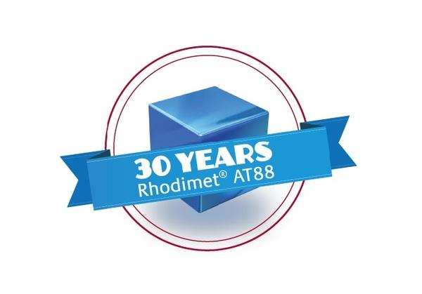 RHODIMET® AT88: 30 ANOS! - Image 1