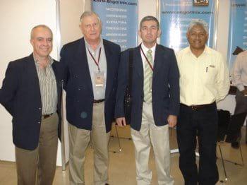 Visitantes y Conferencistas en Buiatría 2009 - Varias