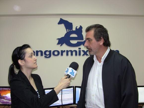 Entrevista com consultor da Alltech. | Foto 14339