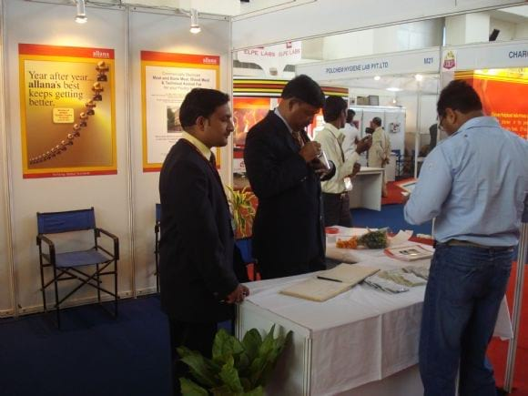 Poultry India 2009   Photo 8946