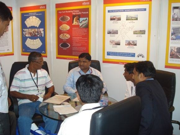 Poultry India 2009   Photo 8949