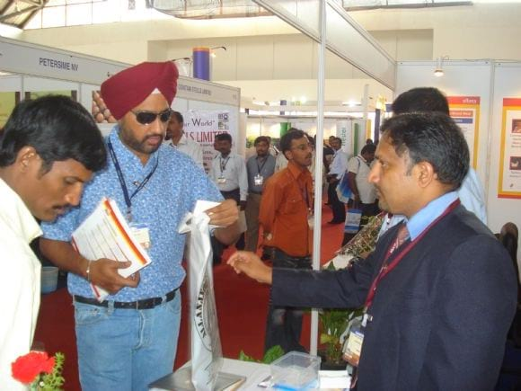 Poultry India 2009   Photo 8953