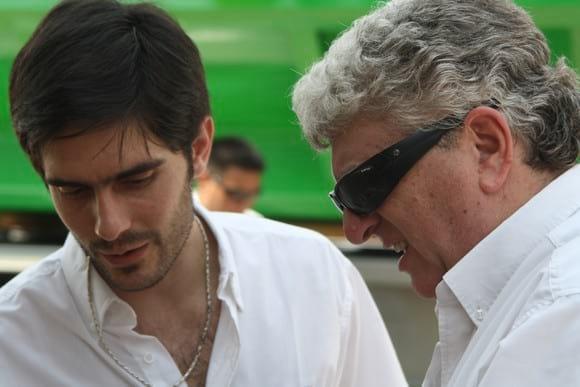 Con Rubén en el lanzamiento - Presentación de 2 nuevos Mixers Montecor